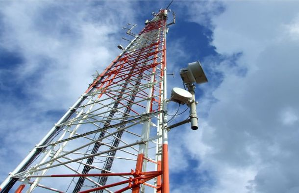 Telecom Installation Contract - aerial tower 2