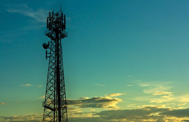 Telecom Installation Contract - aerial tower 1